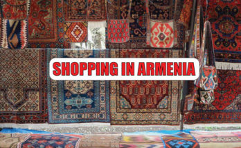 Shopping in Armenia
