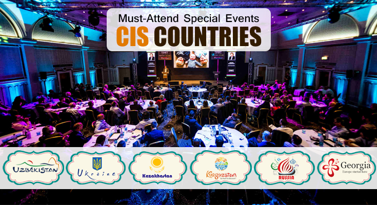 Special Events in CIS Countries