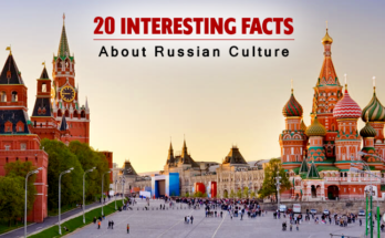 20 Interesting Facts about Russian Culture