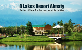 8 Lakes Resort Almaty