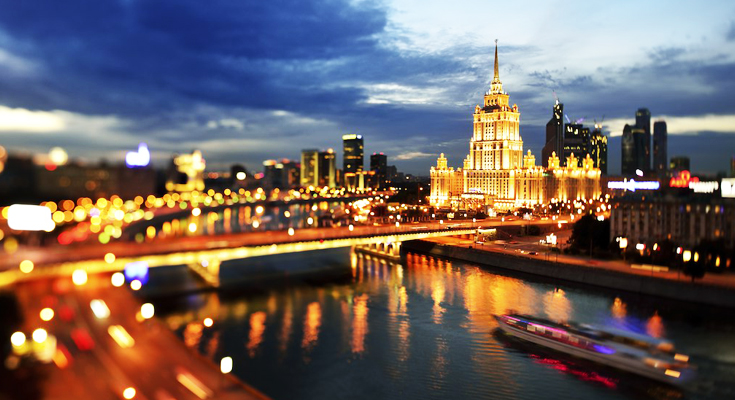 Places to Visit in Moscow