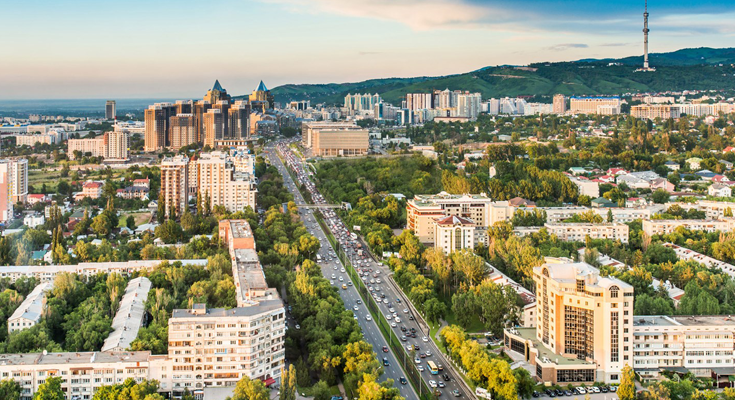 Experiences in Almaty