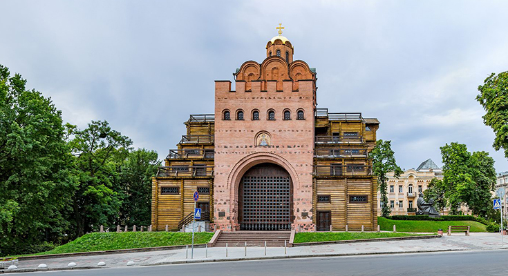 Golden Gate of Ukraine