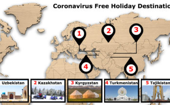 Coronavirus Free Holiday Destinations