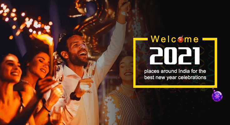 Places to Celebrate New Year in India